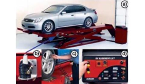 Wymagania dla stanowisk do pomiarów geometrii kół i osi pojazdów oraz podstawowe warunki ich prawidłowego pomiaru geometrii, jej oceny i regulacji