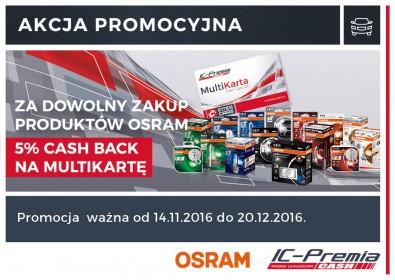 OSRAM CASH BACK