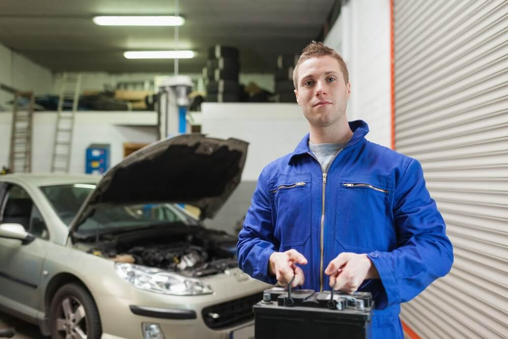 How to charge a car battery?