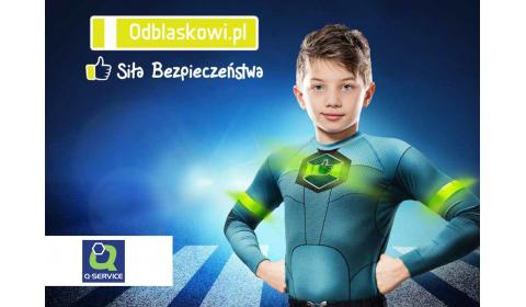 Akcja Odblaskowi.pl - Siła Bezpieczeństwa