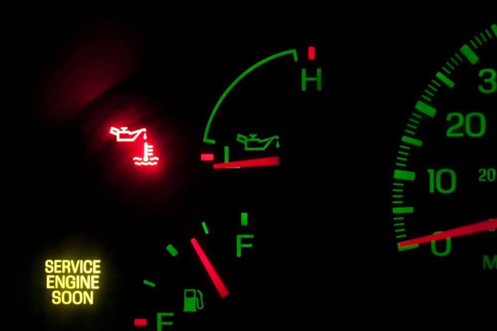 Przyczyny Zbyt Niskiego Lub Wysokiego Ciśnienia Oleju