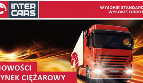Nowości rynek ciężarowy - LISTOPAD 2017