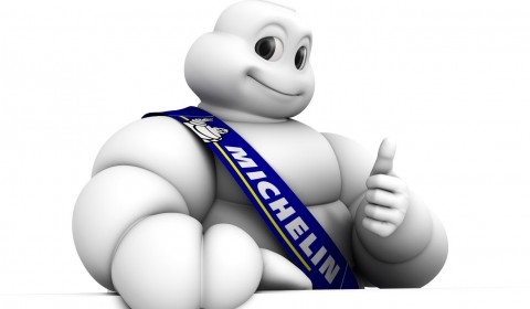 Michelin na plusie