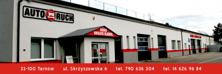 AUTO-RUCH serwis motoryzacyjny, warsztat, mechanika samochodwa - Stacja Kontroli Pojazdów