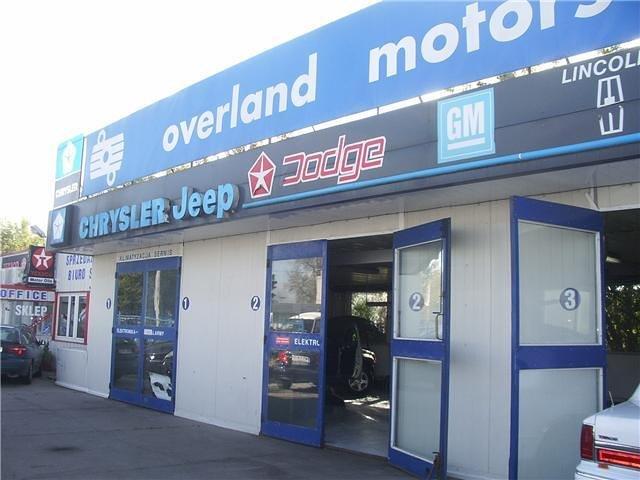 overland motors zawodzie 11