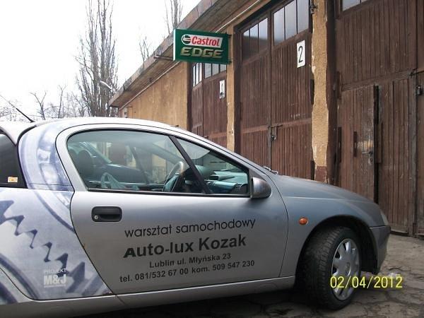 AUTO - LUX  KOZAK PIOTR RUBAJ photo-0