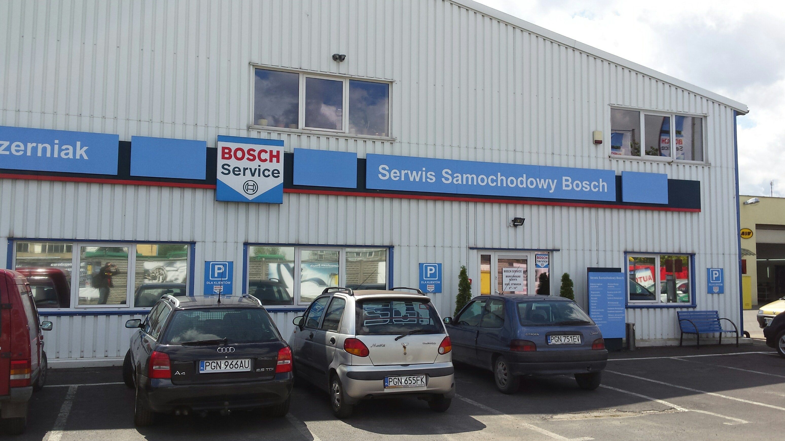 BOSCH SERVICE - Iwona Czerniak photo-0