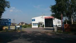 PHU ANMEX Okręgowa Stacja Kontroli Pojazdów  WSC/011