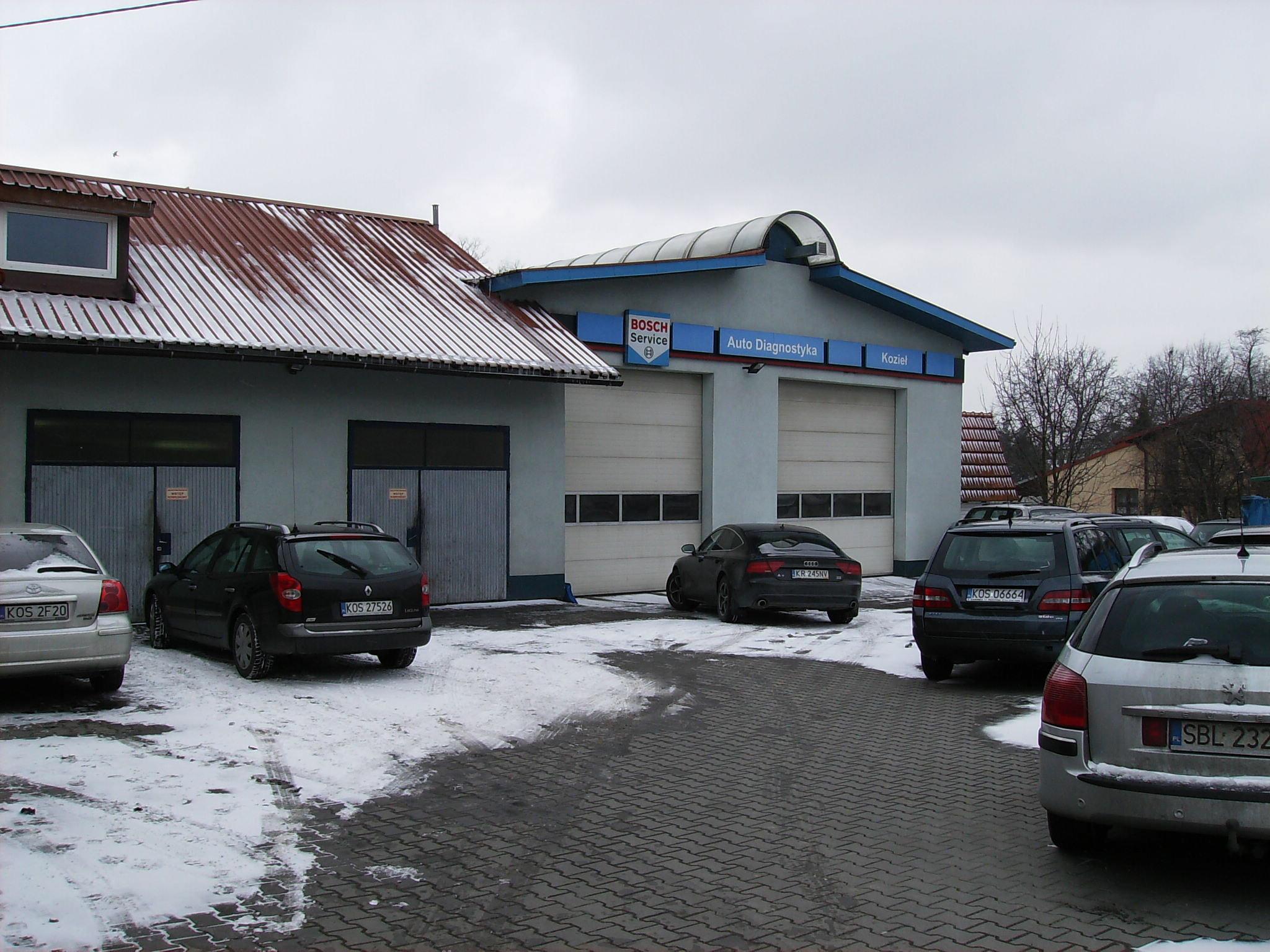 BOSCH SERVICE KOZIEŁ photo-0