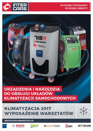 Katalog Wyposażenia Warsztatów 2017