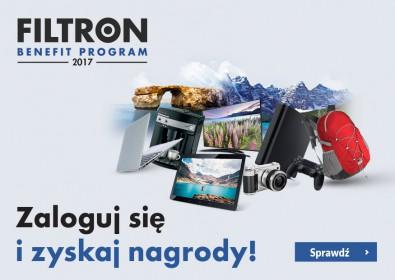 Filtron Benefit 2017
