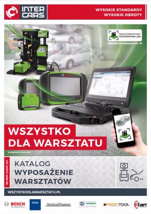 Katalog Wyposażenie Warsztatów 2017