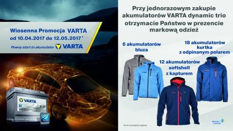 Wiosenna promocja Varta