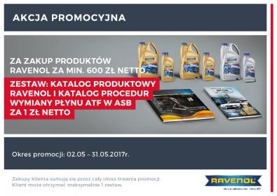 Produkty Ravenol