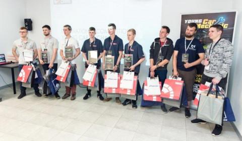 I Międzynarodowy Finał Konkursu Young Car Mechanic