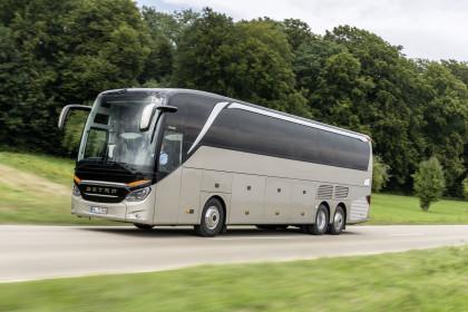 Rynek autobusów w kwietniu