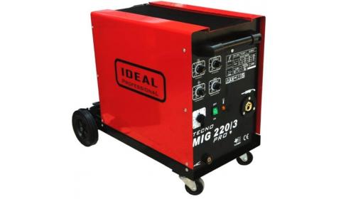Suvirinimo pusautomatis IDEAL TMIG220