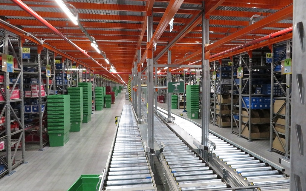 Otwarcie Europejskiego Centrum Logistyki i Rozwoju ILS w Zakroczymiu - relacja Motofaktor.pl