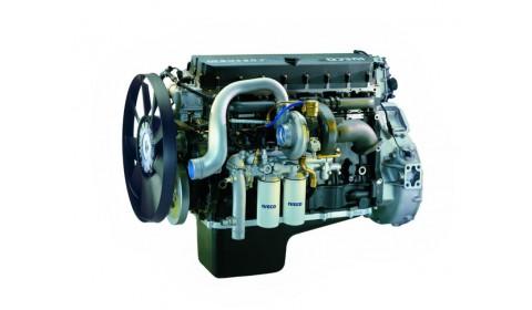 Silnik Euro VI od Iveco