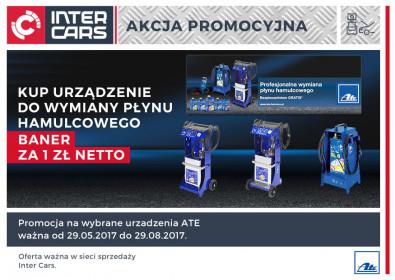 Promocja urządzeń ATE z Banerem