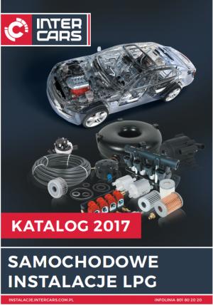 Katalog Instalacje LPG 2017