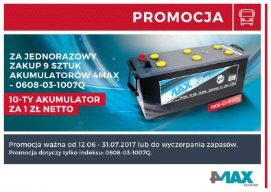 Akumulatory 4MAX