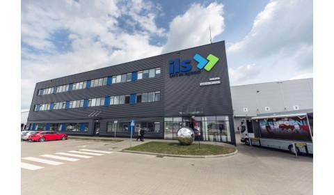 Avati muljetavaldav ILS-i Euroopa logistika- ja arenduskeskus