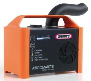Kondicionierių ir automobilių salono valymas su ozono generatoriumi ir ultragarsiniu garinimu