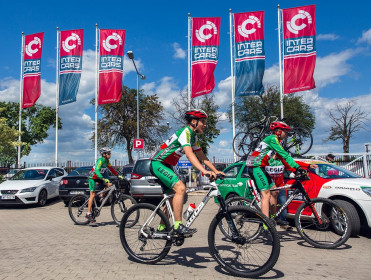 Inter Cars wspiera młodych kolarzy