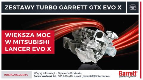 Większa MOC w Mitsubishi EVO X