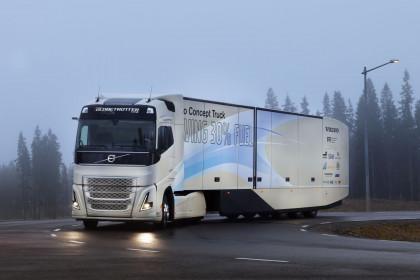 Hybrydowy Volvo