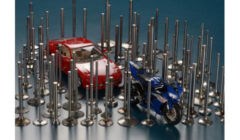 Naujas variklių vožtuvų gamintojas INTERVALVES