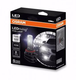 Naujiena iš OSRAM - efektyvesnės ir ilgaamžės rūko žibintų lemputės