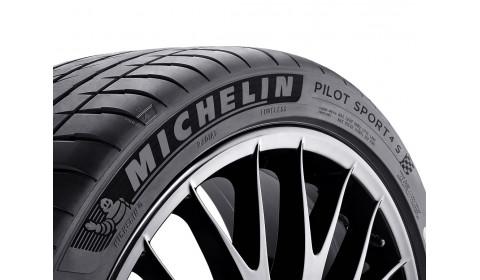 MICHELIN PILOT SPORT 4S - tikra aistra. Išskirtinis vairavimas.