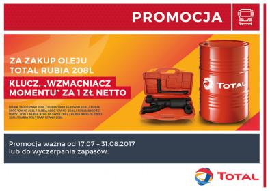 Total Rubia 208 L