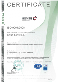 POTVRDA ISO 9001:2008