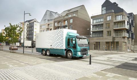 Mocniejsze Volvo FE