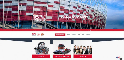 Nowa strona Targów Inter Cars