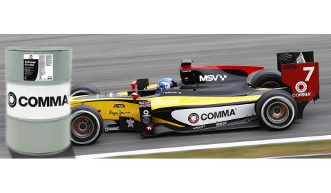 COMMA pristato naują ekonominės klasės alyvą X-FLOW