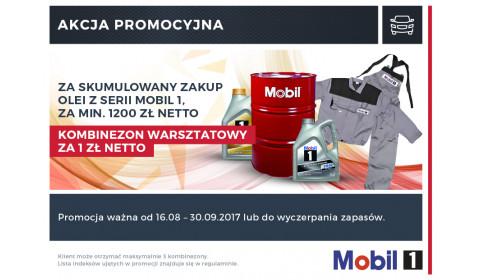 Oleje z serii Mobil 1