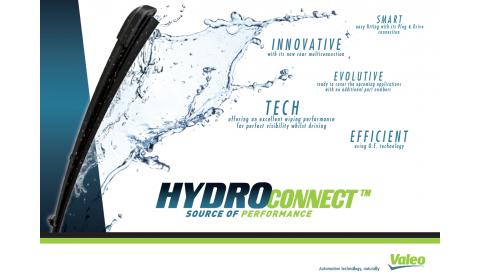 Pasitikėkite valytuvų ekspertu: HYDRO CONNECT™ – kokybės šaltinis