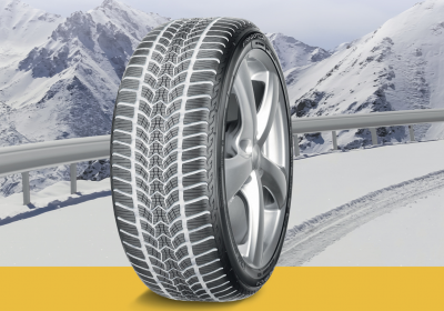Žieminės padangos DĘBICA, skirtos lengviesiems automobiliams ir SUV
