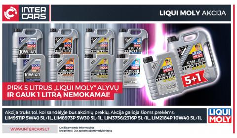 LIQUI MOLY akcija