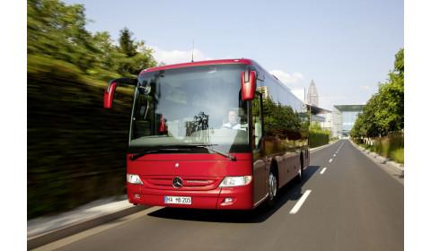 Rynek autobusów w lipcu
