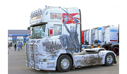 Miss Scania