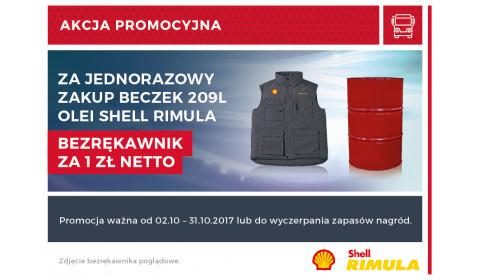 Oleje Shell Rimula