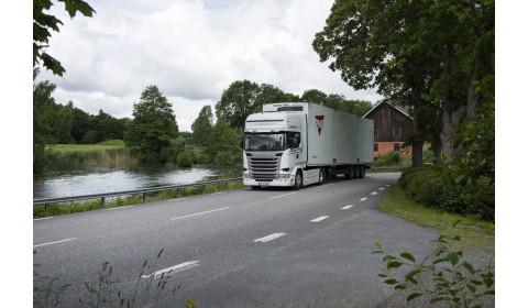 Transport rośnie w siłę