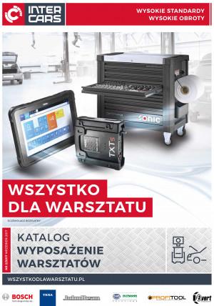 Nowy Katalog Wyposażenia Warsztatów II / 2017