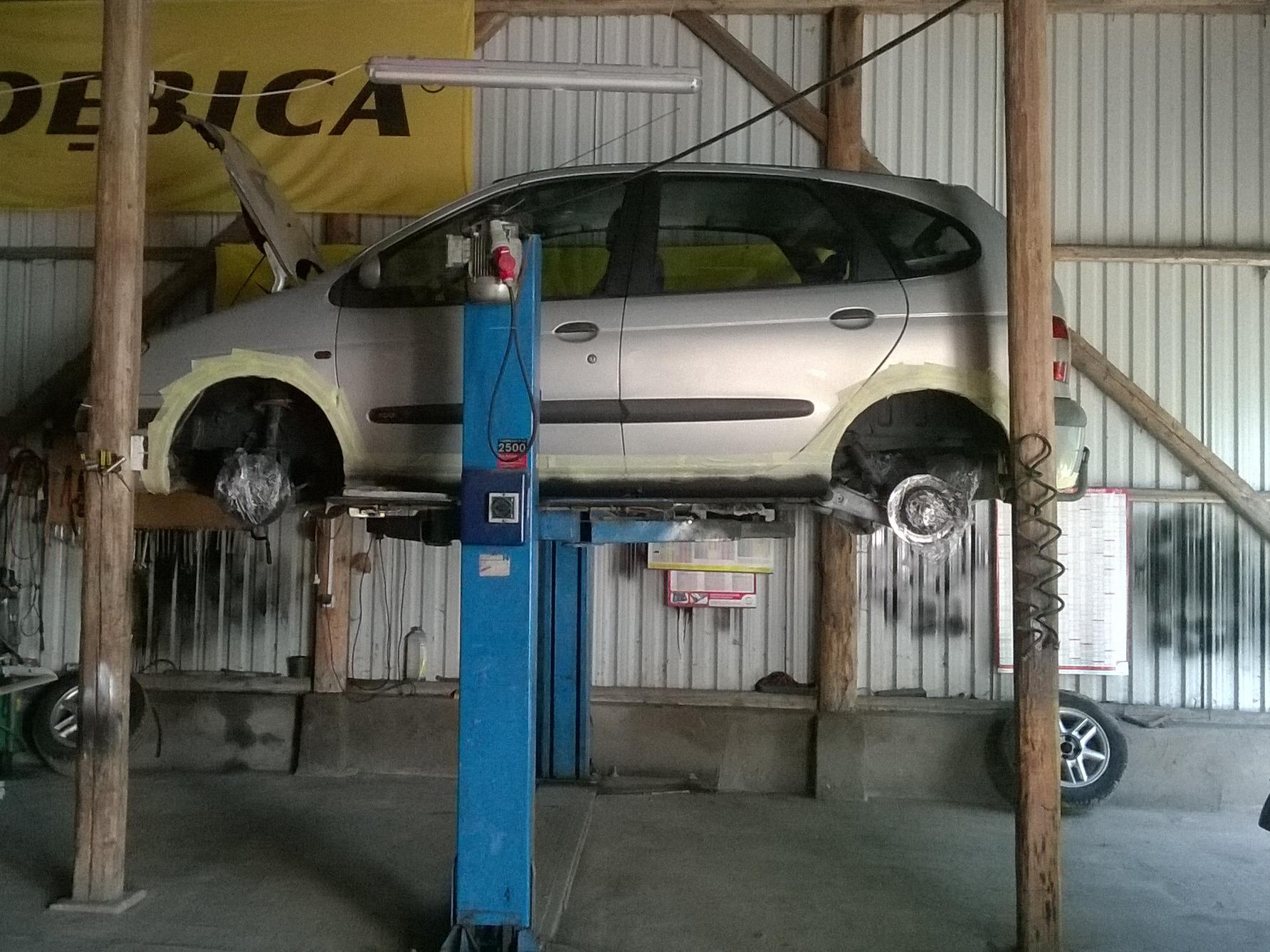 Wulkanizacja Lidia Laskowska Pacek Konserwacja I Naprawa Pojazdów