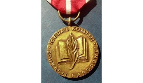 Medal Komisji Edukacji Narodowej dla Dyrektora Inter Cars